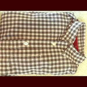 Boys long sleeve button down